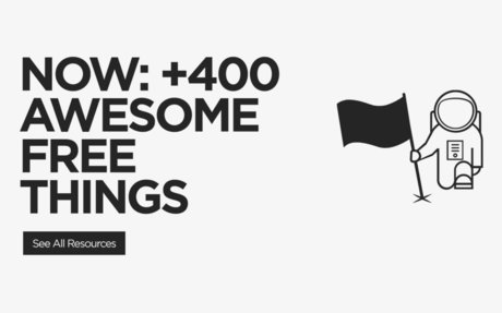 400 Free Tools & Resources for Entrepreneurs and Startups