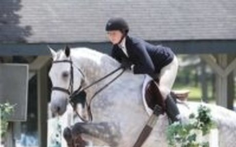 Equitation: Beata Buckley and Northface Take Maclay in KY