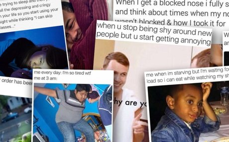 It me: how memes made us feel less alone