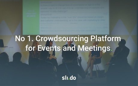 Slido: Audience Interaction Made Easy
