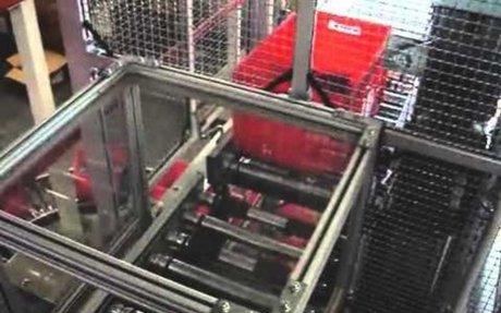 Behälter-Fördertechnik