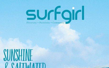 SurfGirl Magazine | Women and Girls Surfing, Surf Fashion, Surf News
