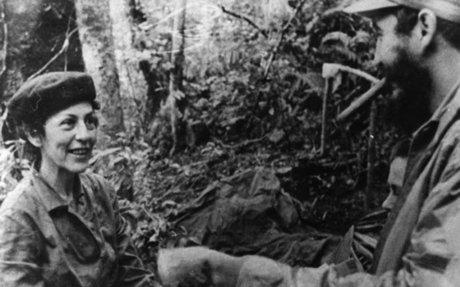 Celia Sánchez, heroína del Llano y de la Sierra