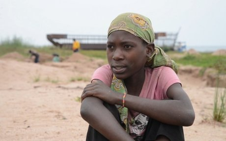 Congolese children forced into cheap labour as displacement crisis worsens