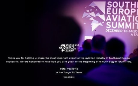 Southeast Europe Aviation Summit | Facebook
