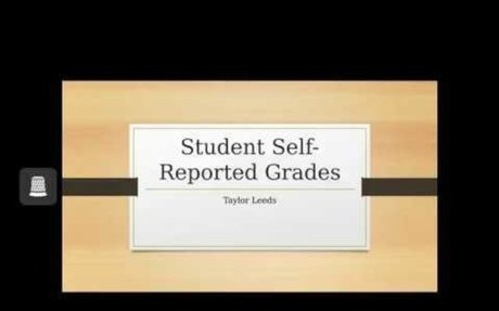 3 Tips on Student Self-Reported Grades