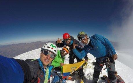 """Karl Egloff: """"El Everest ya vendrá, en su momento"""" - Marca.com"""