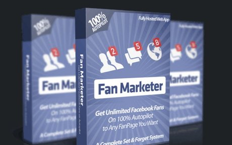 FanMarketer – Get 1000s Of Fans To Facebook Fanpages