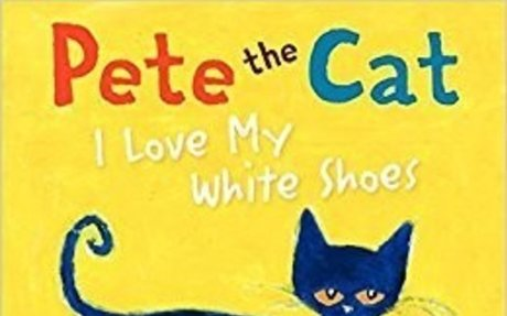 Pete the Cat: I Love My White Shoes: James Dean, Eric Litwin: 9780061906237: Amazon.com: B