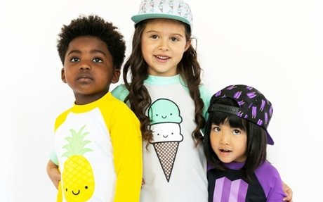 Social Media Drives Growth for Gender-Neutral Children's Clothing Brand