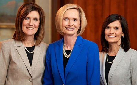 FIRST PRESIDENCY ANNOUNCES NEW YOUNG WOMEN GENERAL PRESIDENCY