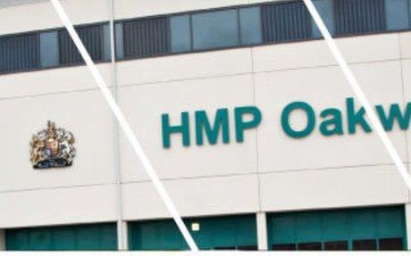 HMP Oakwood inspection