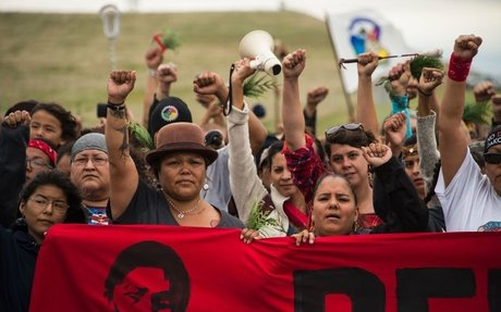 What to Know About the Dakota Access Pipeline Protests