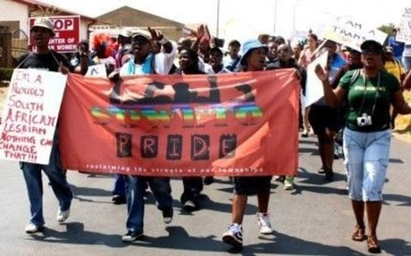 """Fixing Gay: """"Corrective Rape"""" in South Africa"""