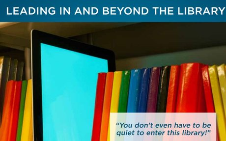 Leading Beyond the Library