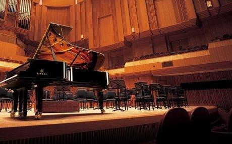 Pianos - Yamaha - United States