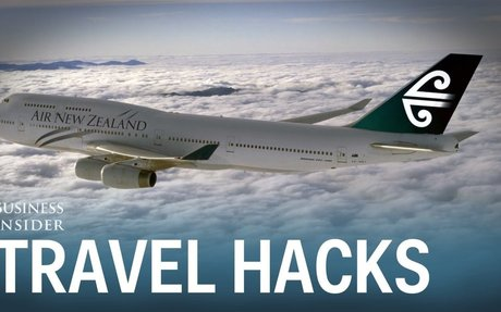 Business Insider's 8 Awesome Travel Hacks