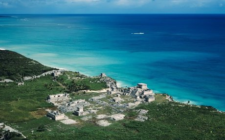 What Role Did the Expansive Maya Trading Network Have in the Economy?