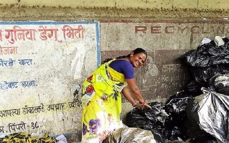 Unpaid and undervalued, how India's waste pickers fight apathy to keep our cities clean