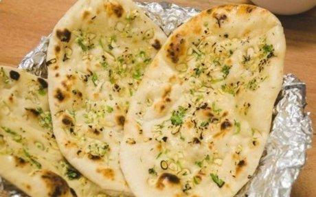 Paneer and Naan (Cultural Food)