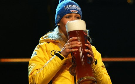 Olympians Are Using Nonalcoholic Beer As Recovery Drinks. Here's The Science