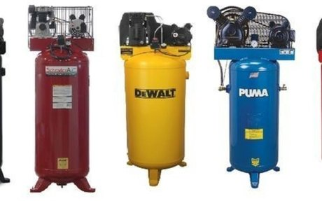 Best Rated 60 gal Air Compressors - Vertical Air Compressors with Top Reviews