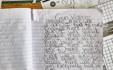 These Haunting Poems by Fourth Graders in Philadelphia Reveal the Toll of Gun Violence On