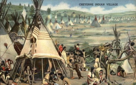 Cheyenne Social Structure