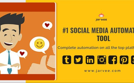 JARVEE Facebook marketing features - what to automate on Facebook