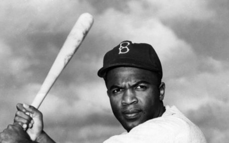 Jackie Robinson and breaking the segregation law in major league baseball.