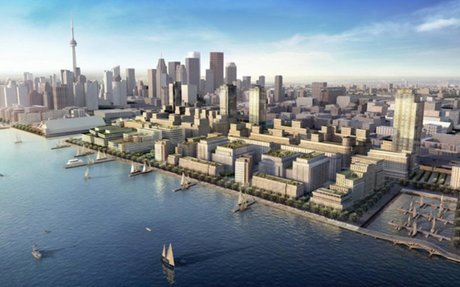 Toronto's Waterfront Retail to See Transformation