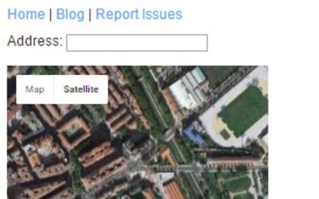 Mobile Geocoder Tool