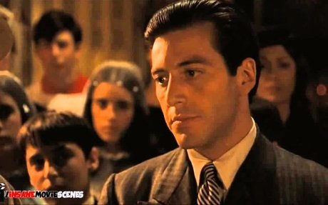 The Godfather - The Baptism Murders Scene [HD]