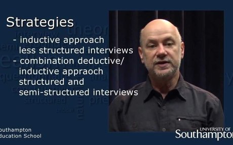 Analysing your Interviews