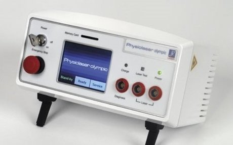 Physiolaser Olympic | Laser Device for Physiotherapy | Low Level Laser Treatment