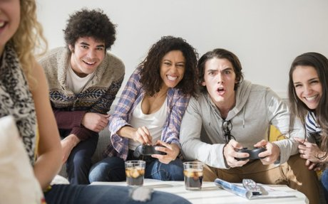 Why Playing Video Games Can Actually Be Good for Your Health