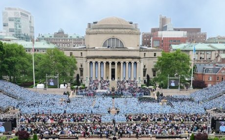 15. Columbia University in the City of New York