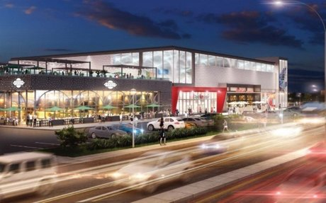 Le Boulevard to Redevelop Hudson's Bay Store