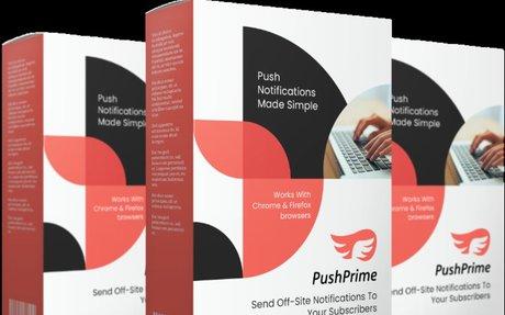 PushPrime – Best Push Notification App