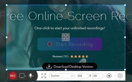 Apowersoft Free Online Screen Recorder - Web-based Screen recorder