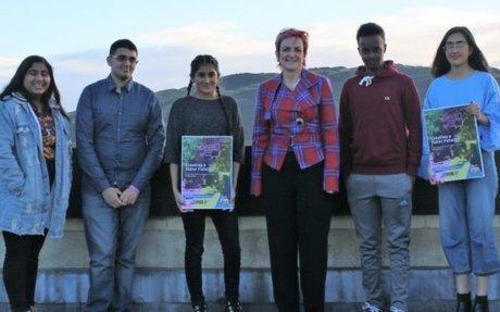 Young Scots Set Ideas for Race Equality