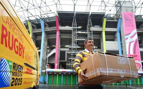 World Rugby and DHL renew winning worldwide partnership for RWC 2019