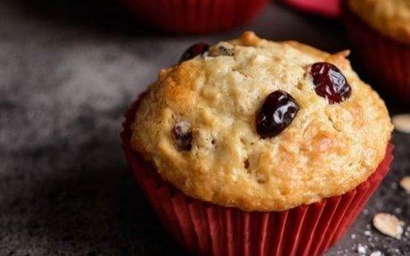 A legegyszerűbb túrós muffin - liszt nélkül, diétásan