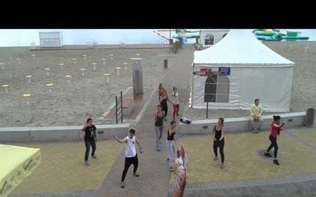 Athéné FWI - Velence Flashmob Vol 1.