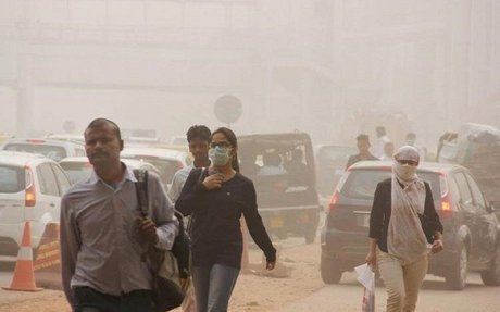India, China contribute to over 50 pc of global deaths due to pollution: Report