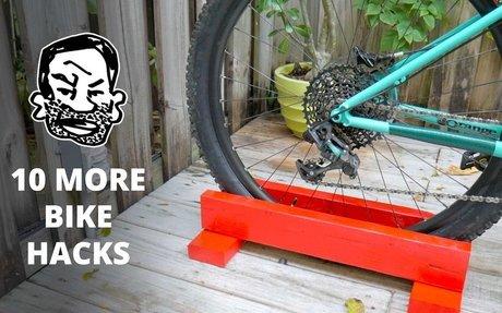 10 choses pour t' aide avec ton vélo