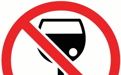 6. Prohibition of alcohol
