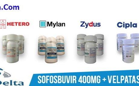 VELASOF: Velpatasvir 100mg & Sofosbuvir 400mg | Velasof Hetero HCV Drugs Wholesale