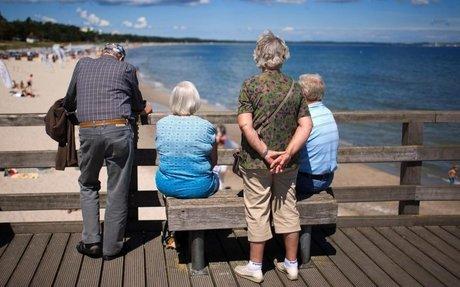 Rente: Wie die Altersvorsorge sicherer werden könnte - WELT