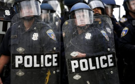 Baltimore Cops Caught Turning Off Body Cameras Before 'Finding' Drugs